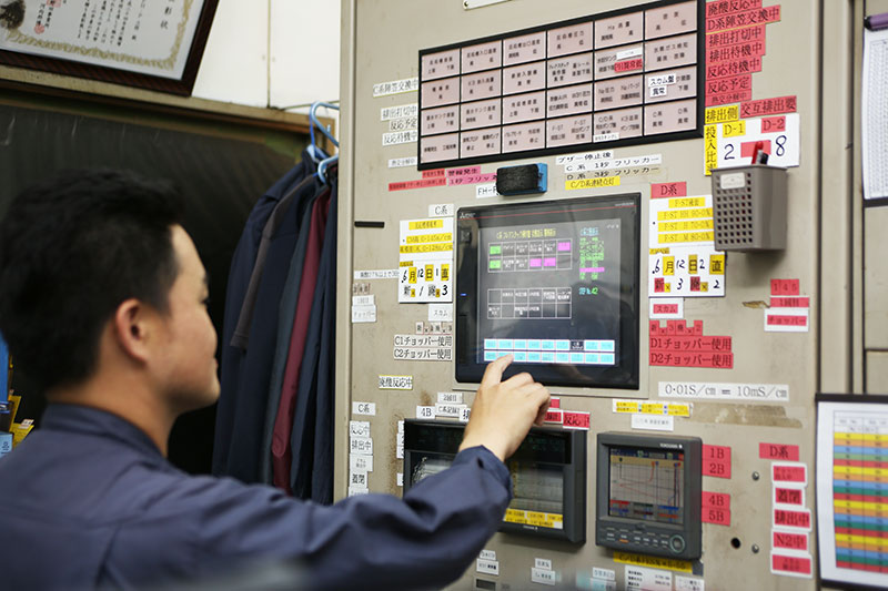 作業の請負業及び人材派遣などの人材サービスを行う製造請負サービス