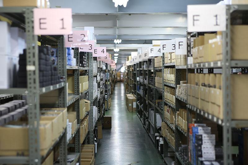 自社で行っている物流業務を一括で請負う吉南の物流アウトソーシングサービス