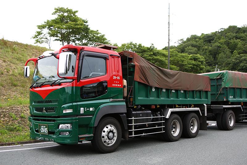 産業廃棄物収集運搬で循環型社会へ貢献