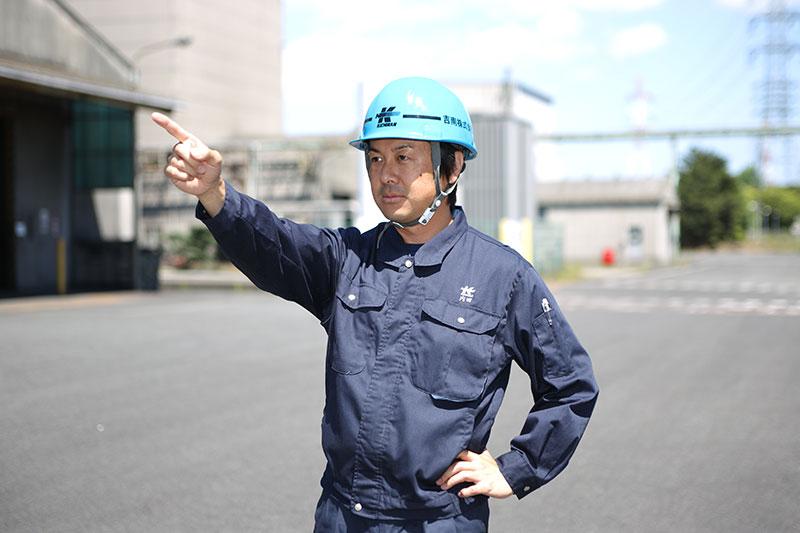 キチナングループ製造請負サービスの安全品質