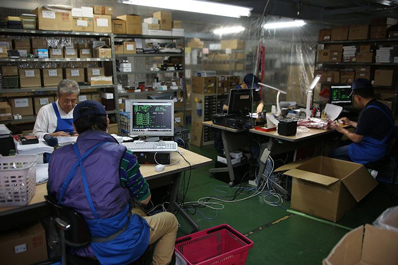 倉庫事業部 第二営業所の画像